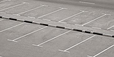 thermoplastic road markings carpark lots